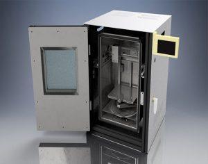 Jak zbudować wysokotemperaturową drukarkę 3D? Zrób to sam z komponentami igus®