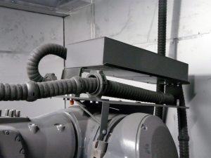 Dresspack, czyli systemy prowadzenia kabli triflex ® RS. Do czego potrzebne są systemy odciągowe w dresspack'ach na robotach przemysłowych?