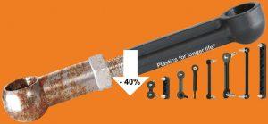 Polimerowe przeguby łączące i podwójne łożyska przegubowe w przemyśle motoryzacyjnym