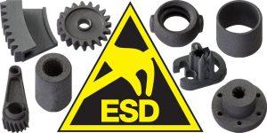 Jak pozbyć się ładunku elektrostatycznego? iglidur® I8-ESD – polimer o właściwościach ESD