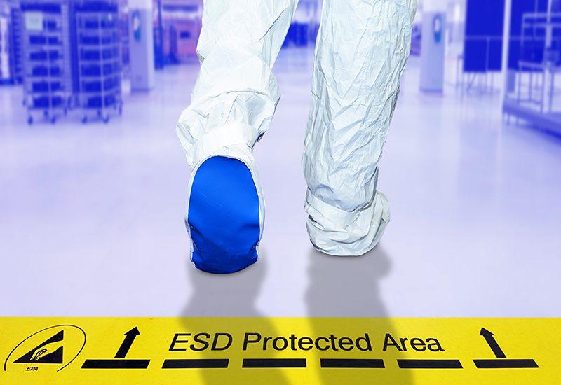odzież antyelektrostatyczna ESD