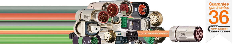 Czy kable przemysłowe i e-prowadniki igus® zapewniają niezawodny przesył energii?