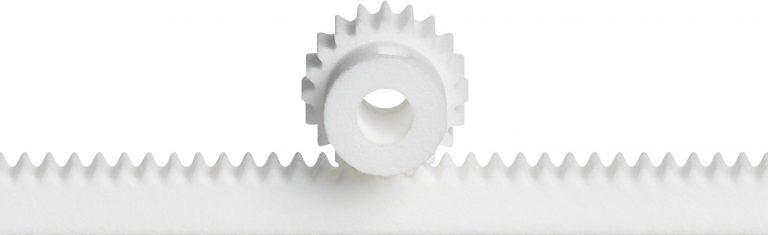 druk 3d - koła zębate